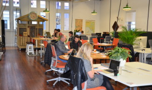 Focussed tenants at The Hub, Adelaide